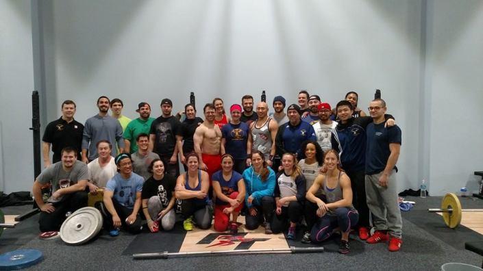 Team Training 2015